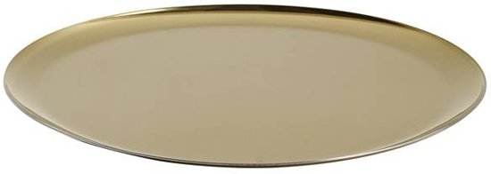 Hay Serving Tray golden