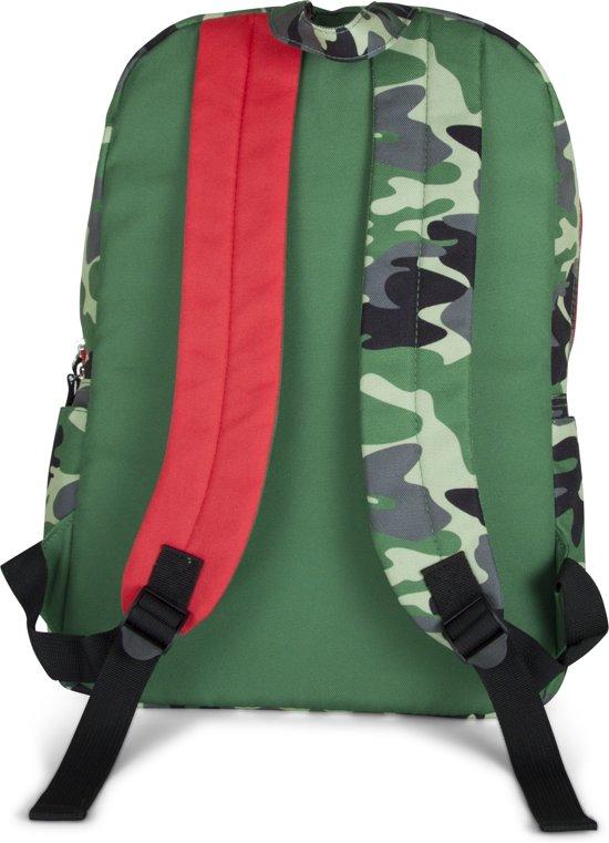 Speaker Backpack Camo Bluetooth Rugzak Boomzac Cf4qXwq