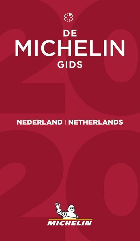 Boekomslag voor *MICHELINGIDS NEDERLAND 2020
