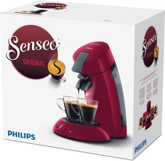 Philips Senseo Original HD6553/80 Rood