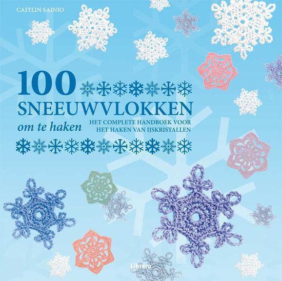 Bolcom 100 Sneeuwvlokken Om Te Haken Caitlin Sainio