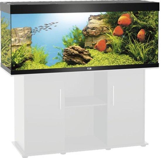 juwel rio aquarium 151x66x51 cm 400l zwart. Black Bedroom Furniture Sets. Home Design Ideas