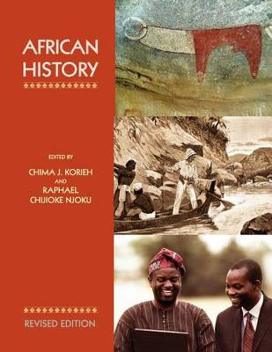 African History (Revised Edition)