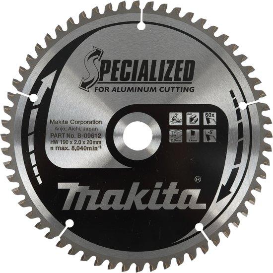 Makita B-09678 Zaagblad alu 305 millimeter MAK-B-09678