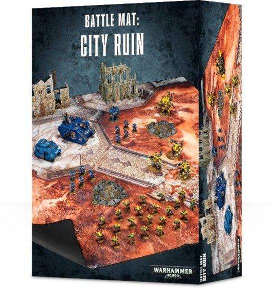 Warhammer 40,000 Battlemat: City Ruin