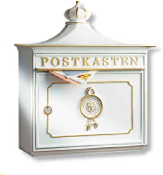 Burg Wächter brievenbus ANT Sleutelslot