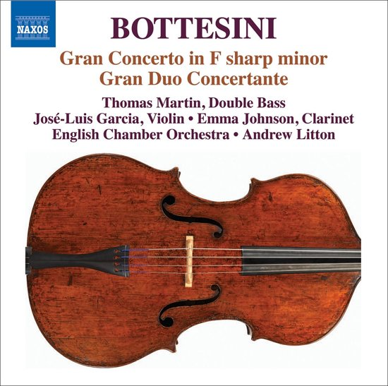 Bottesini: Gran Concerto