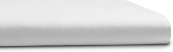 Day Dream laken - strijkvrij - katoen - 150 x 260 - Wit