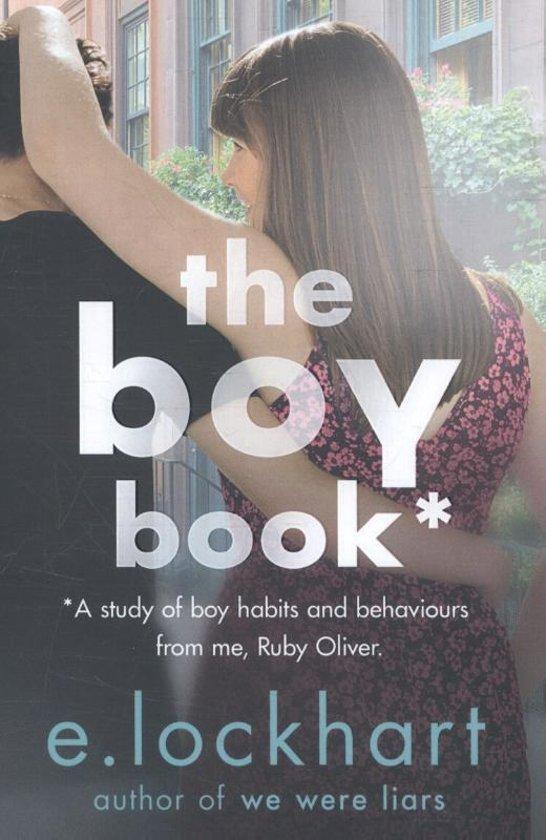 Boek cover Boy Book van E. Lockhart (Paperback)
