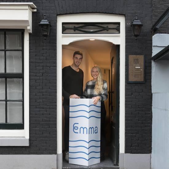 Emma Matras 160x200 - 100 nachten proefslapen - 10 jaar garantie