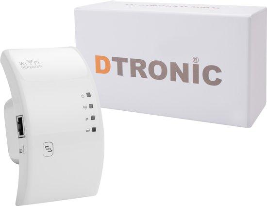 DTRONIC - WR01 - Wifi repeater - Wifi versterker