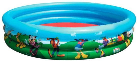 Bestway 3 Rings Disney Mickey Zwembad - 122x25cm
