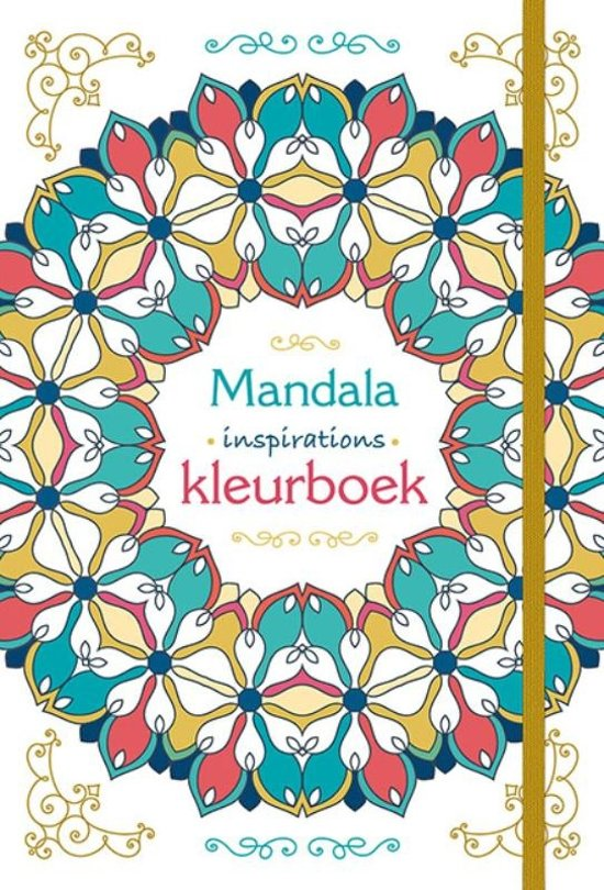 Mandala inspirations kleurboek