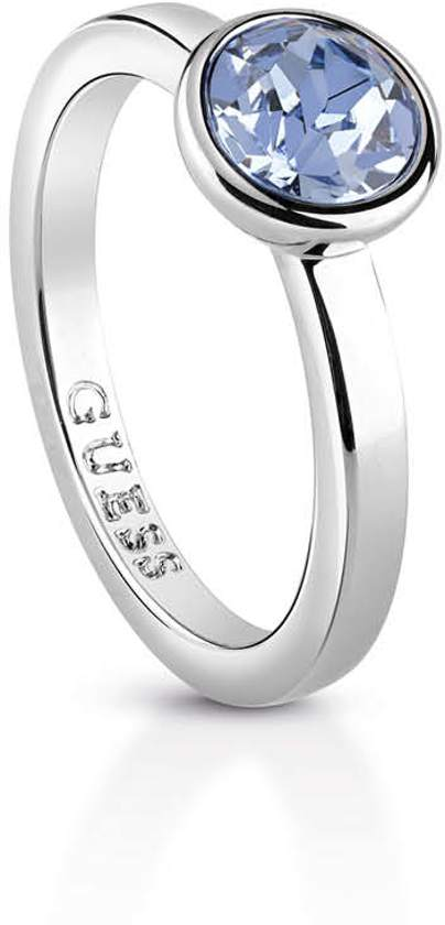 GUESS Jewellery Ring MIAMI -  Dames -  Zilverkleurig -