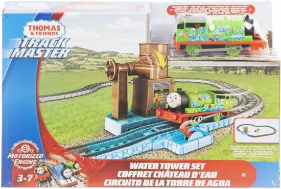 Thomas de Trein Track Master Watertoren Gemotoriseerde Treinbaan