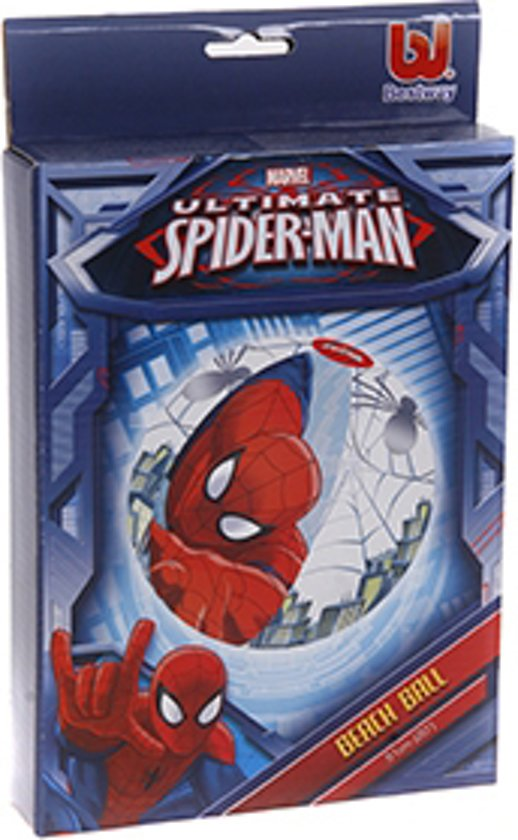 Strandbal 51 cm Spiderman PV