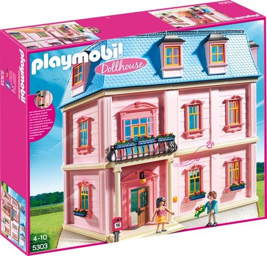 bol.com | PLAYMOBIL Herenhuis - 5303, PLAYMOBIL | Speelgoed