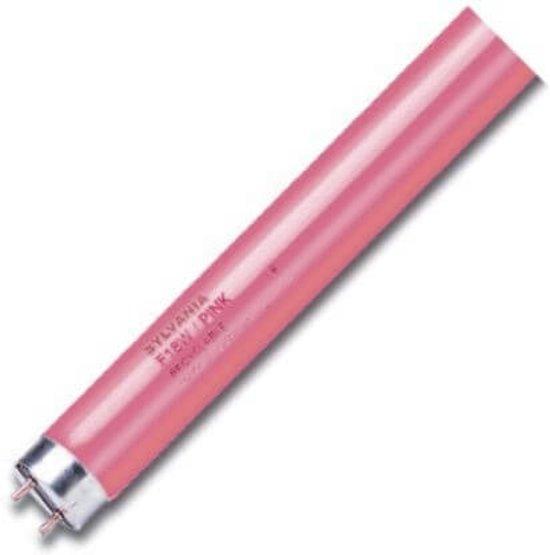 TL T8 18W pink 590mm