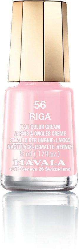 Mavala Nail Color Cream Nagellak 5 ml  - 56 Riga