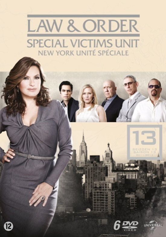Law & Order: Special Victims Unit - Seizoen 13