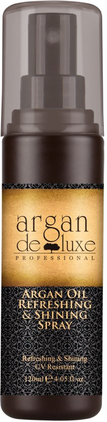 Argan Oil Refreshing & Shining Spray