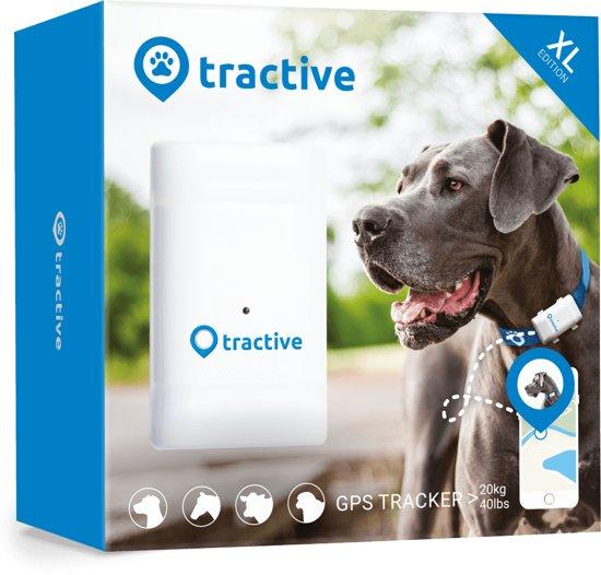Tractive GPS Tracker voor huisdieren - XL Edition