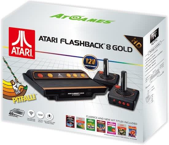 Blaze Atari Flashback 8 Gold Console