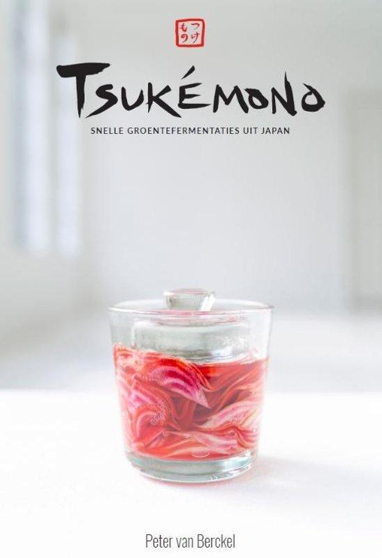 Afbeelding van Tsukémono boek