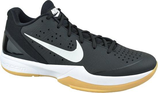 Nike Air Zoom Hyperattack 881485 001, Mannen, Zwart, Squashschoenen maat: 49.5 EU