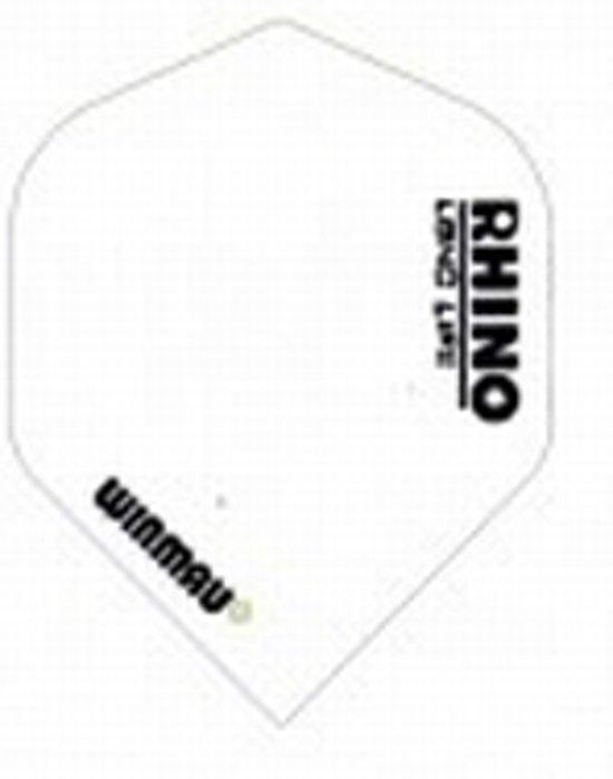 Winmau Rhino White  Set à 3 stuks