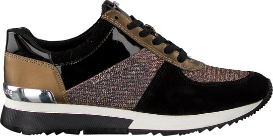 Michael Kors Allie Dames Sneakers - Maat 38,5 - Zwart