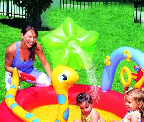 Bestway Kinderzwembad - Play & Grow - 193cm x 150cm x 89cm