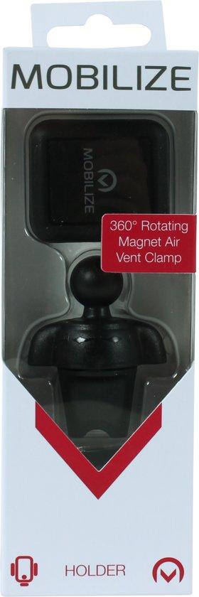 smartphone houder auto ventilatierooster+magneet