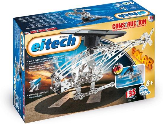 Eitech Constructie - Bouwdoos - Metaal Helikopter