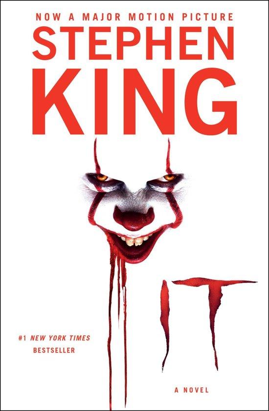 Boek cover It van Stephen King (Onbekend)