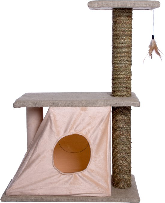 Krabpaal Simba (H86 x L61 x B35 cm)