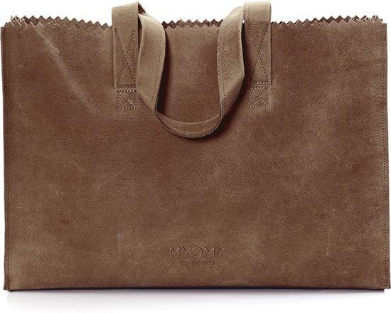 Paper Hunter Bizz Myomy Bag Waxy Taupe My Go N8wmn0