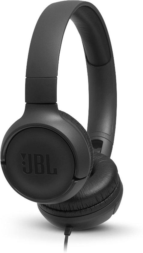 JBL Tune500 Zwart