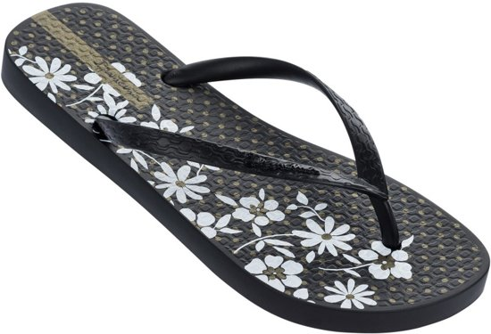 Teenslippers wit Zwart Happy Dames Fem Classica Vi Ipanema IPBzwv1qI