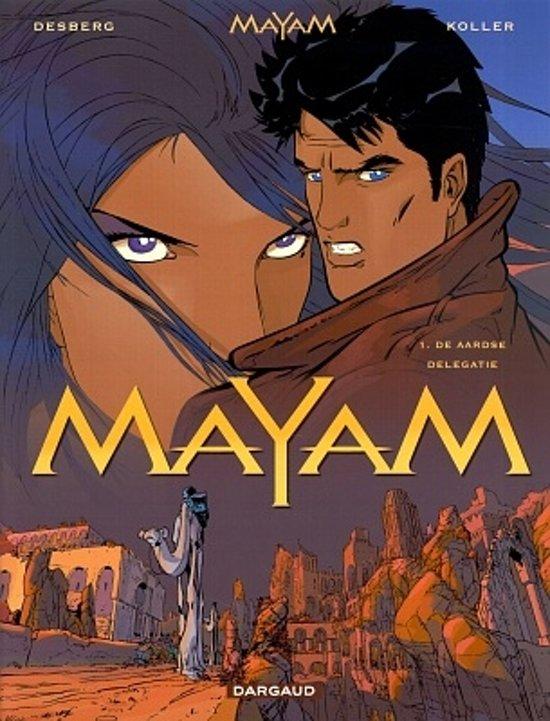 Mayam 01. aardse delegatie - Stephen Desberg pdf epub