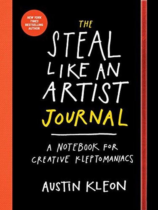 Steal Like an Artist Journal