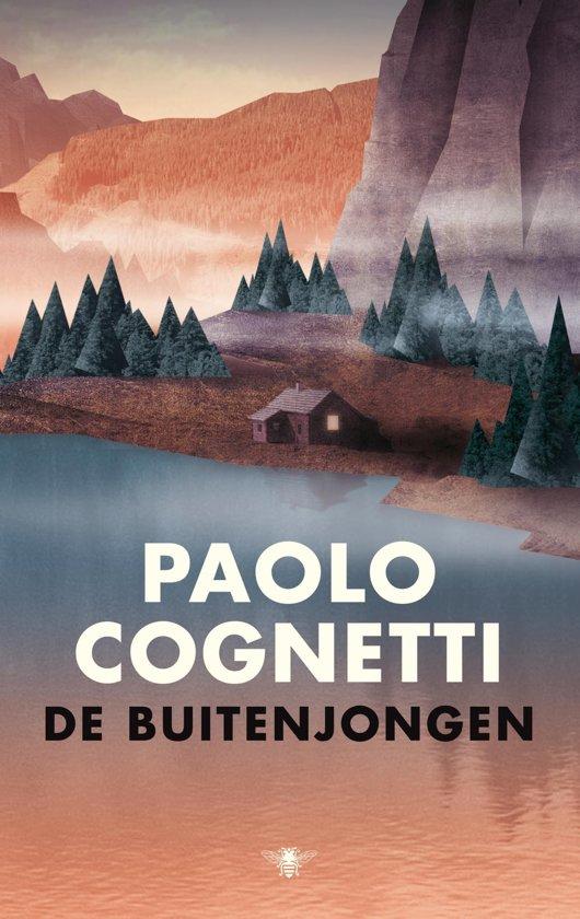 Boek cover De buitenjongen van Paolo Cognetti (Onbekend)
