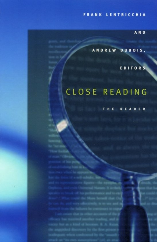 closed reading responce