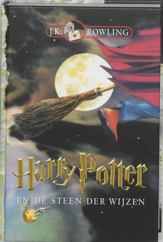 Harry Potter - Harry Potter en de steen der wijzen