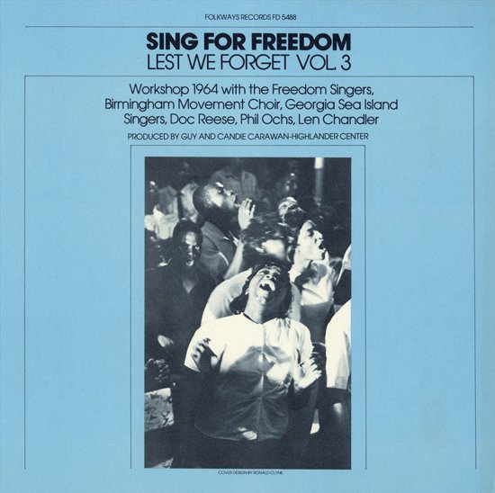 Lest We Forget 3: Sing