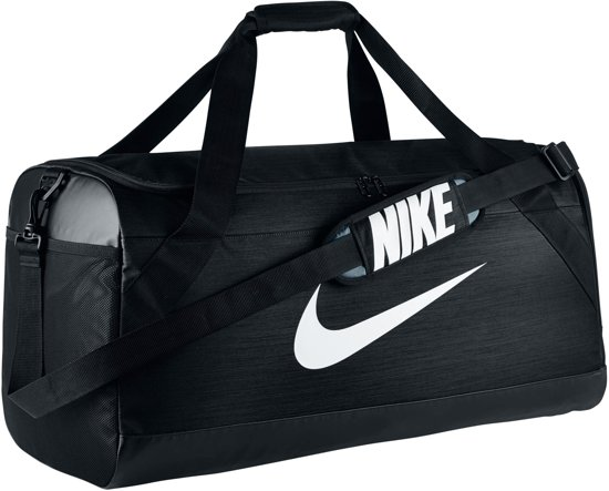 Nike Brasilia Large Sporttas - Black