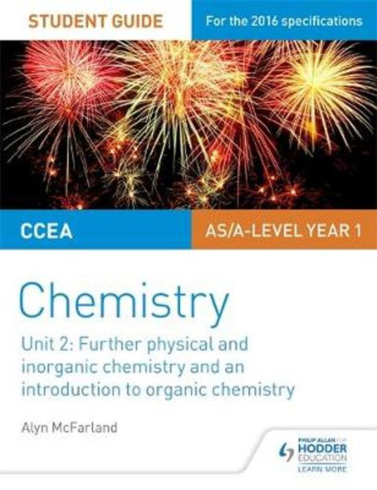 CCEA AS Unit 2 Chemistry Student Guide