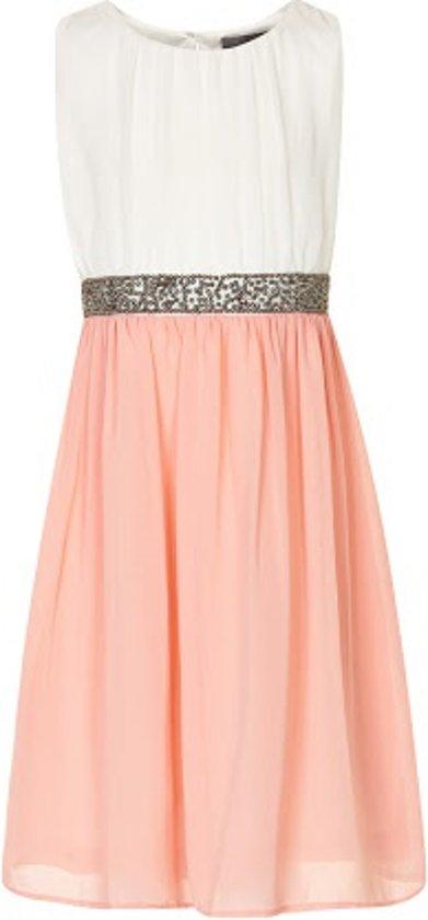 3b9d3d8ee550ae Creamie - jurk - Bambi - blush