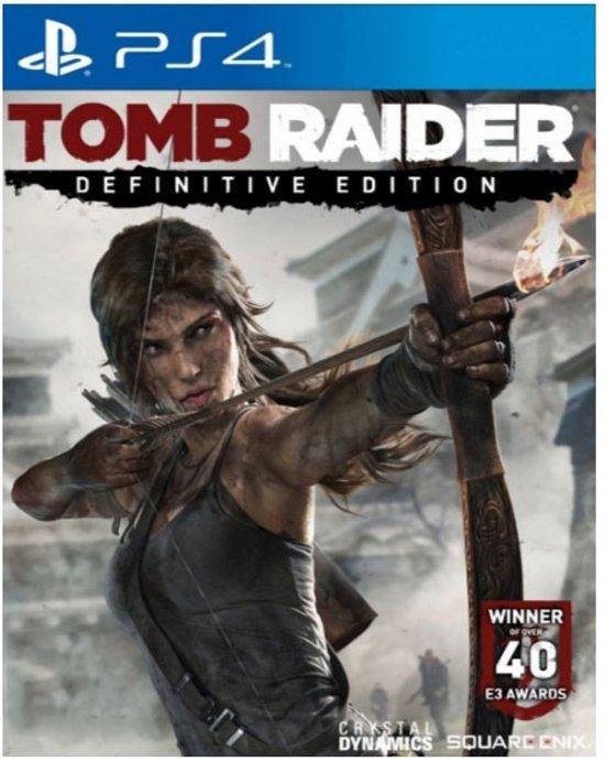 Tomb Raider - Definitive Edition PlayStation 4