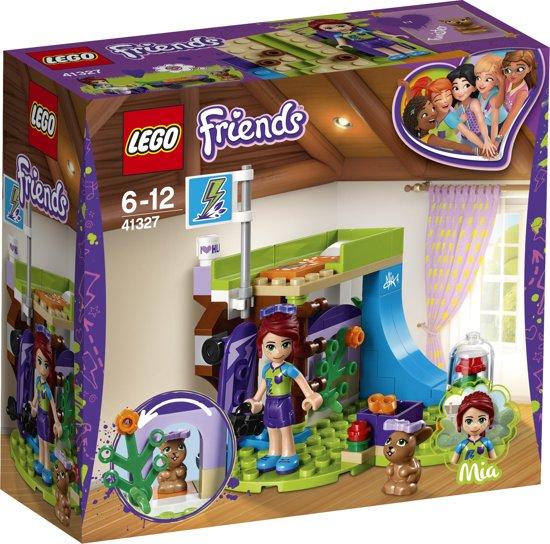 bol.com | LEGO Friends Mia\'s Slaapkamer - 41327, LEGO | Speelgoed